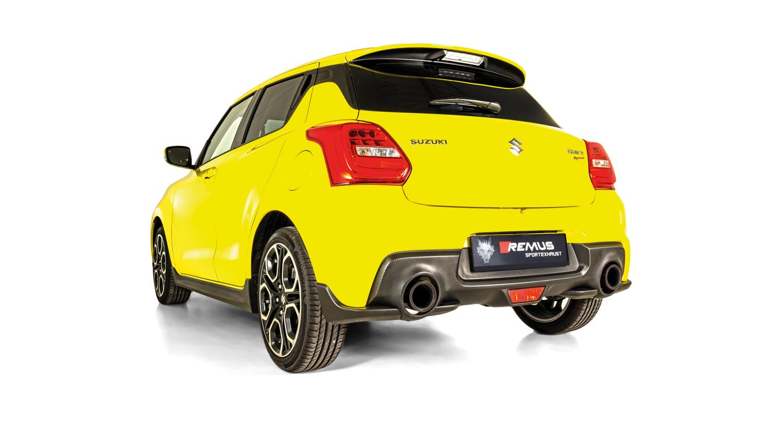 Remus-Suzuki-Swift-Sport